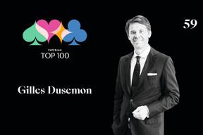 Gilles Dusemon, 59e du Paperjam Top 100. ((Illustration: Maison Moderne))
