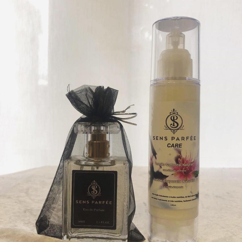 Sens Parfée propose des parfums, mais aussi des lotions corporelles, des bougies végétales et même des bijoux handmade. (Photo: Sens Parfée)