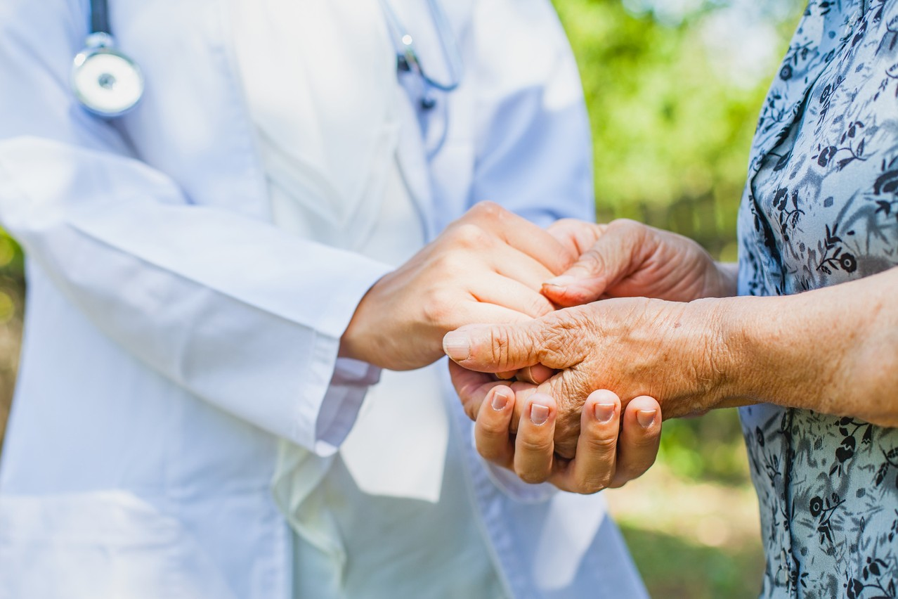 Symptoms of Parkinson's Disease including shaking, stiffness and difficulty with walking, balance and coordination Photo: Shutterstock