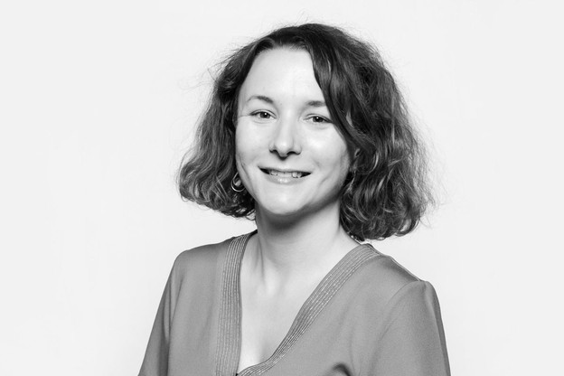 Catherine Kurzawa, journaliste à Paperjam. (Photo: Maison Moderne)