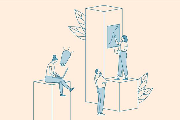 Le groupe Crédit Agricole donne la parole à des collaborateurs milléniaux qui partagent avec nous leur vision sur l'entreprise du futur. Maison Moderne