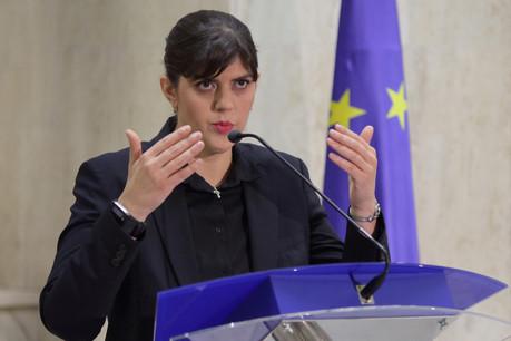 La procureure générale du Parquet européen, Laura Kövesi, a envoyé une lettre à la Commission européenne pour débuter l'activité de l'organe judiciaire dès le 1er juin. (Photo: Shutterstock)
