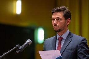 GabrielSeixas assurera la traque de la fraude européenne au Luxembourg. ((Photo: CJUE))
