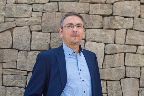 Stéphane Pesch, CEO de la LPEA. (Photo: Mike Zenari/archives Maison Moderne)