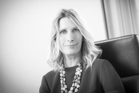 Catherine Lesourd, CEO de Willis Towers Watson. (Photo: Blitz Agency pour Willis Towers Watson)