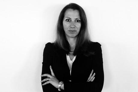 Vinciane Koenigsfeld:«Je suis à la recherche de contacts, mais aussi d'un environnement social agréable et stimulant intellectuellement et humainement. Le Paperjam Club me semblait un point de départ idéal!» (Photo: Exel)