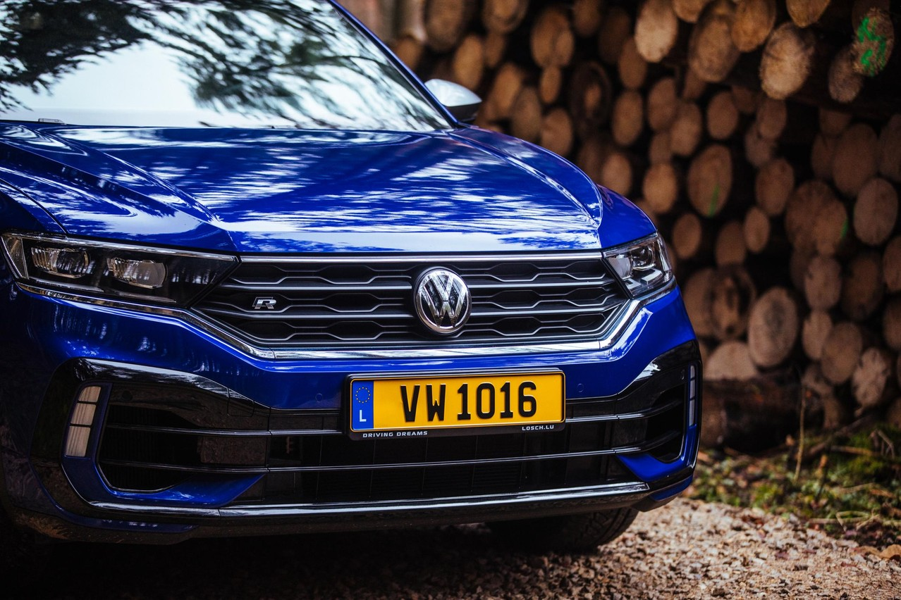 Volkswagen navigue un peu à contre-courant avec cet audacieux SUV, urbain mais pêchu! (Photo: Edouard Olszewski)