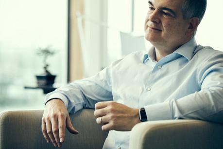 Claude Marx est le directeur général de la CSSF. (Photo: Gaël Lesure)