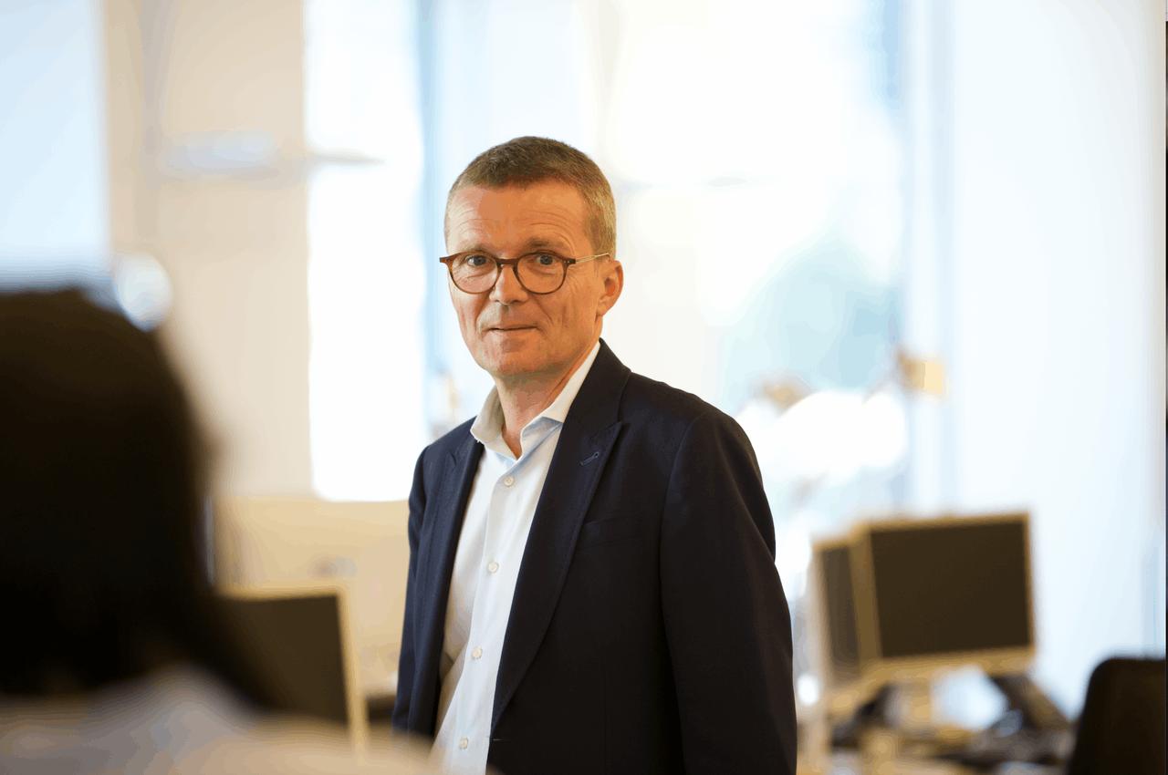 Philippe Depoorter suit notamment de près l'activité des entreprises familiales au Luxembourg. (Photo: Banque de Luxembourg )