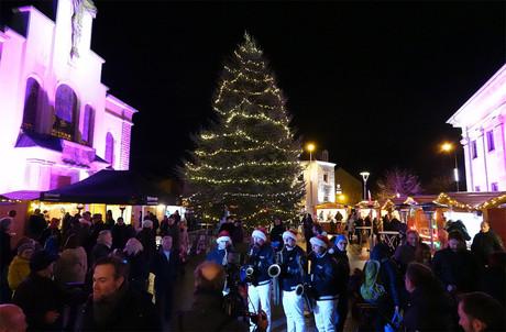La situation sanitaire oblige la commune de Mamer à annuler son marché de Noël cette année. (Photo: @GemengMamer/Facebook)