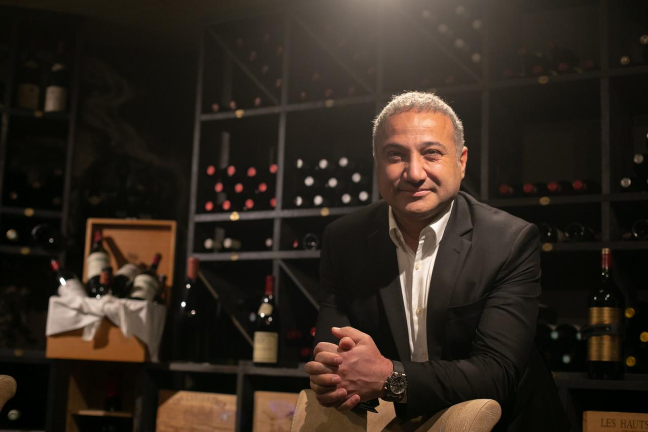 Murat Mutlu est depuis bientôt 30 ans au Luxembourg. (Photo: Matic Zorman)
