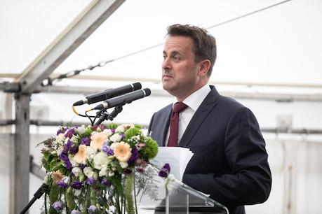 Le ministre d'État Xavier Bettel a répondu à Déi Lénk, mais en mettant à mal leurs espoirs de voir la situation évoluer. (Photo: Edouard Olszewski/Archives)
