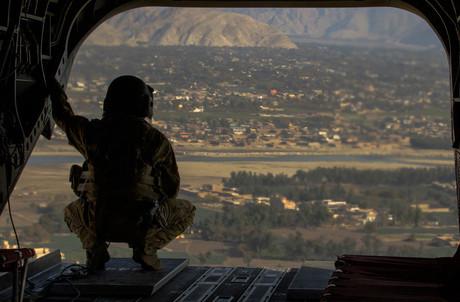 «Il n'y a pas eu de préparation. Il y a eu, je pense, énormément d'espoir, finalement vain, sur le fait que les talibans étaient honnêtes dans leur volonté de négociation avec les autres parties en Afghanistan», explique Dorothée Vandamme. (Photo d'illustration: US Army/Kellen Stuart/Flickr)