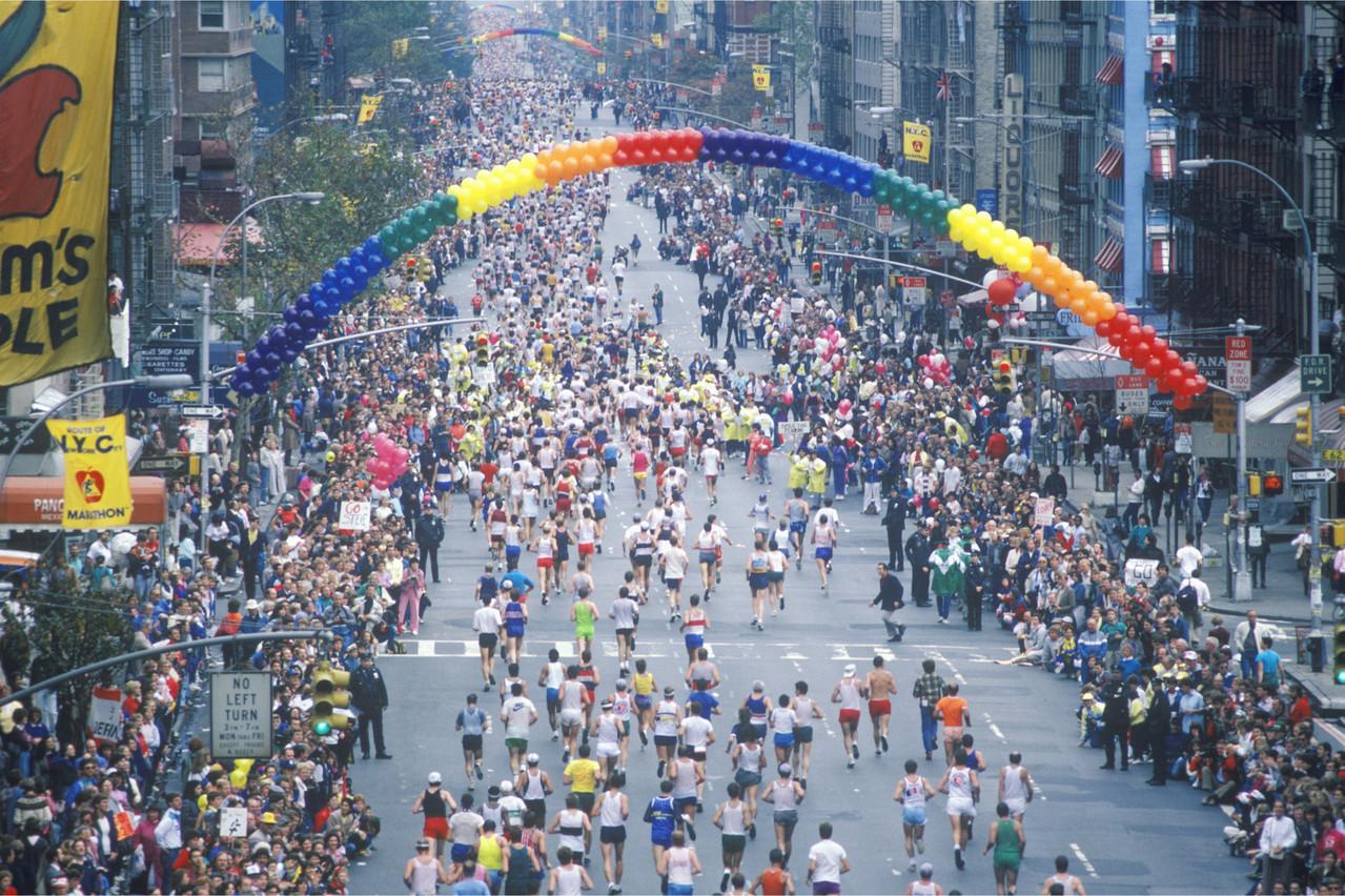 La First Avenue, à New York, un jour de marathon. Un soutien populaire dont parlent tous ceux qui ont pu vivre l'expérience. (Photo: Shutterstock)