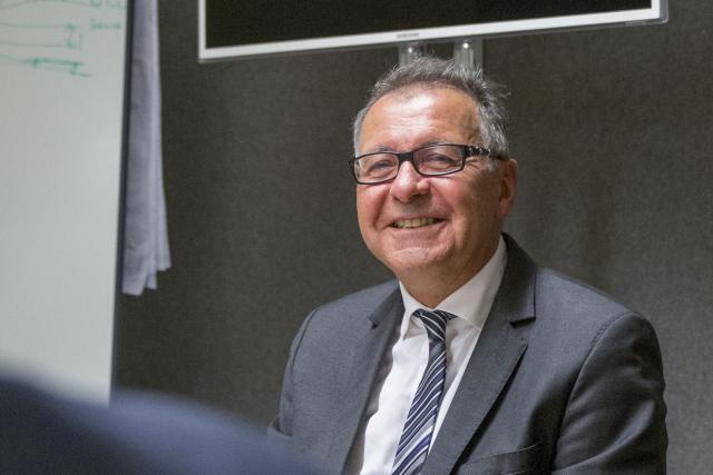 Pierre Cuny explique dans sa tribune qu'il «réclame (...) un seuil d'un jour par semaine de télétravail autorisé entre le Luxembourg et la France sans remise en question du statut fiscal et social de l'employé». (Photo: Patricia Pitsch/Maison Moderne/Archives)