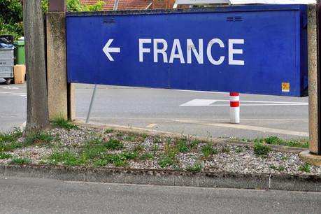 Aller en France? Ce ne sera pas possible avant le 15 juin, au moins. (Photo: Shutterstock)