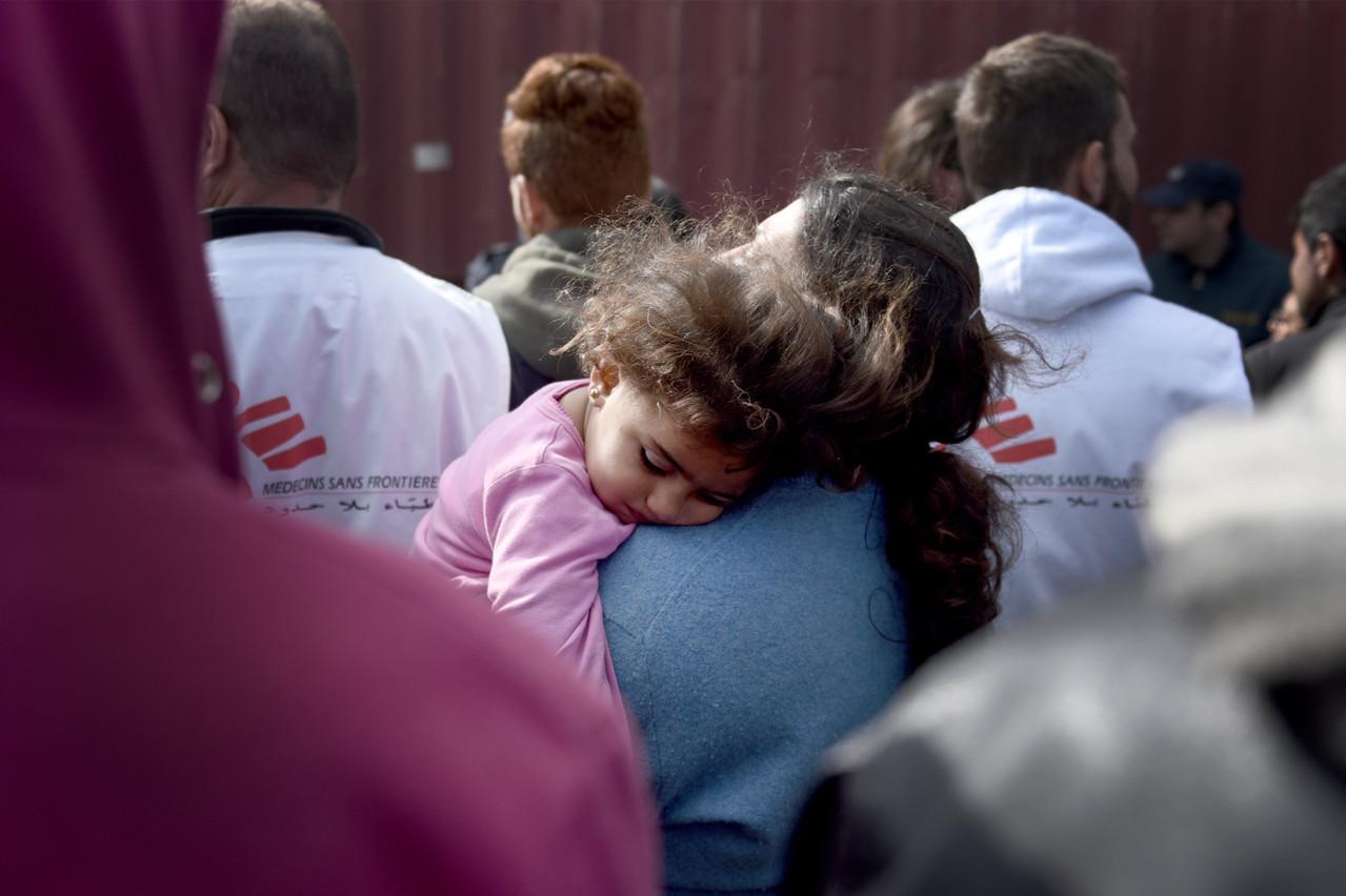 «Au-delà de la brutalité sans fin du parcours de ces deux survivantes, les vies des deux jeunes enfants sont aussi en jeu. Ils ont des droits particuliers: la Convention des droits de l'enfant», explique l'asbl Passerell. (Photo: Shutterstock)