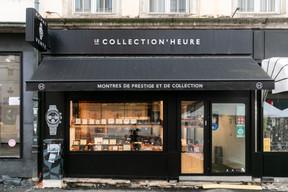 Le Collection'Heure, installé Grand-Rue. ((Photo: Romain Gamba/Maison Moderne))