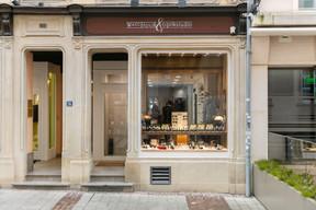 La boutique Watchour, rue du Curé. ((Photo: Romain Gamba/Maison Moderne))