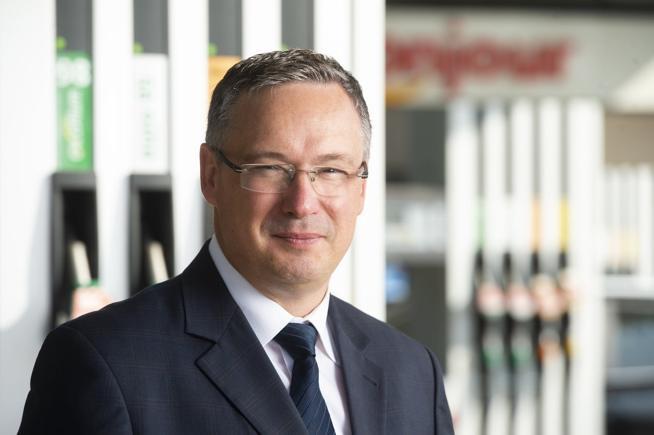 Patrick Schnell, nouveau directeur général de Total Luxembourg. (Photo: Total)