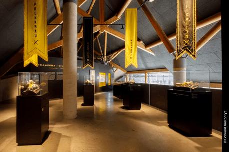 Au château de Vianden, le bureau Holweck Bingen Architectes est intervenu en développant une approche sobre et contemporaine. (Photo: Bohumil Kostohryz)