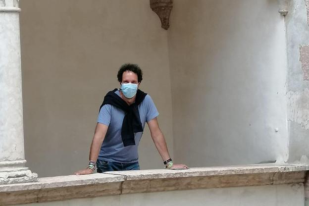 Paul Galles irait bien en Italie, accompagné deGilbert Pregno. (Photo: Paul Galles)