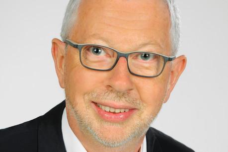 Paul H. Lorenz témoigne d'une longue carrière dans l'audiovisuel. (Photo : Alia)