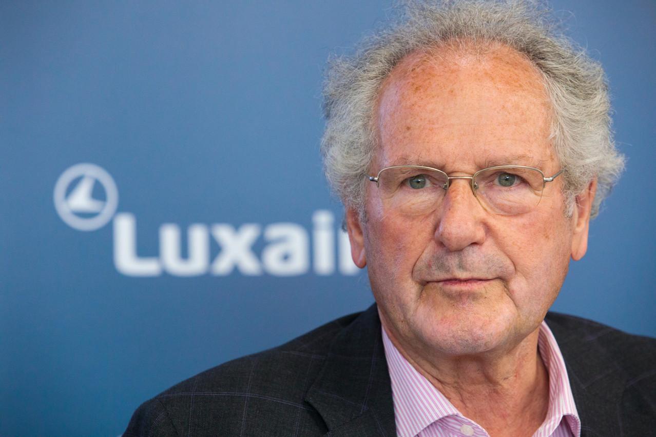 Paul Helminger a présidé le conseil d'administration de Luxair de mai 2012 à mai 2019. (Photo: Matic Zorman/archives)