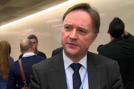 Paul Schockmel devient le nouveau CEO d'IEE après le départ de Michel Witte. (Photo: ITU)