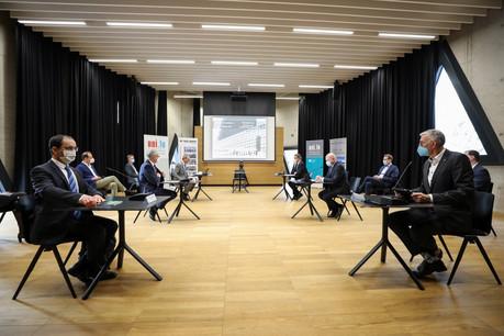 LaPaul Wurth Chair in Energy Process Engineering est née officiellement ce jeudi 4 mars. (Photo: Sophie Margue / Université de Luxembourg)