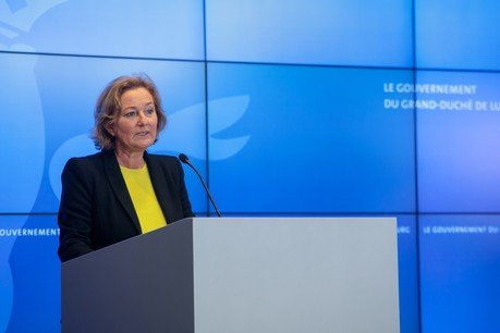 PauletteLenert reste la personnalité politique préférée des Luxembourgeois. (Photo: Matic Zorman/Maison Moderne)
