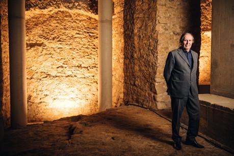 Jacques Chahine: «Les signes ostentatoires de richesse ne m'impressionnent pas.» (Photo: Edouard Olszewski)