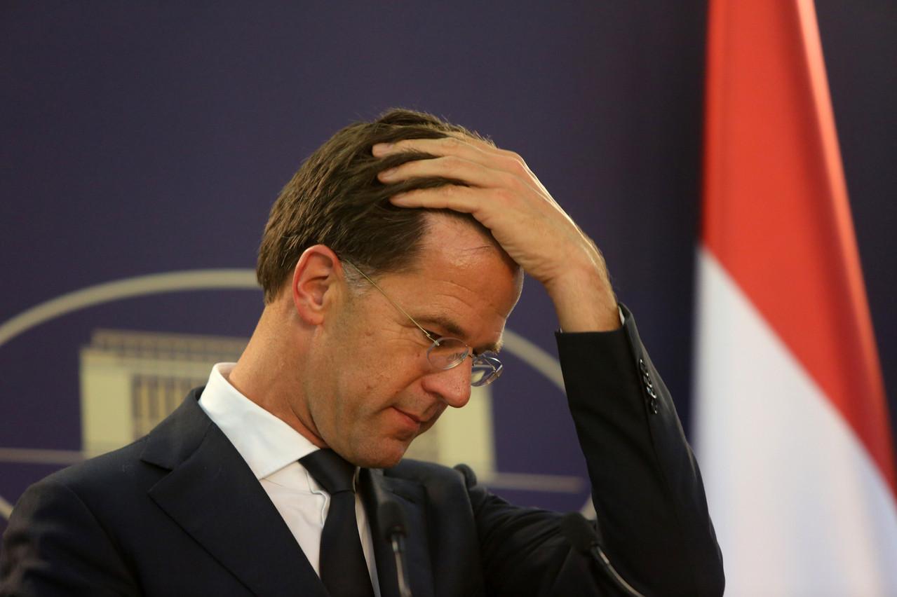 Mark Rutte, Premier ministre hollandais, a décidé de prendre de nouvelles mesures restrictives face à l'épidémie. (Photo: Shutterstock)
