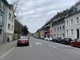 Dans le quartier de Neudorf, les rues sont totalement désertées. ((Photo: Paperjam))