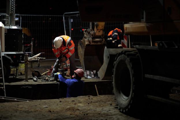 Le manque de main-d'œuvre et de matériaux touche principalement la construction et la mécanique. (Photo: Matic Zorman/Maison Moderne)