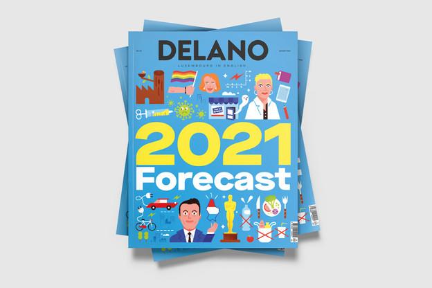 Le nouveau Delano est sorti ce mercredi 16 décembre. (Illustration: Maison Moderne)