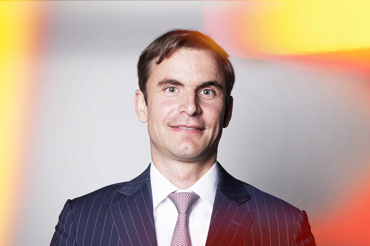 Laurent Capolaghi, Partner, Private Equity Leader chez EY Luxembourg. (Photo: Maison Moderne)