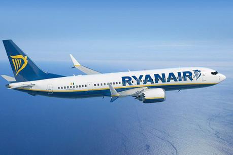 Ryanair s'attend à une perte nette comprise entre 850 et 950 millions d'euros d'ici au 31 mars 2021.  (Photo: Ryanair)