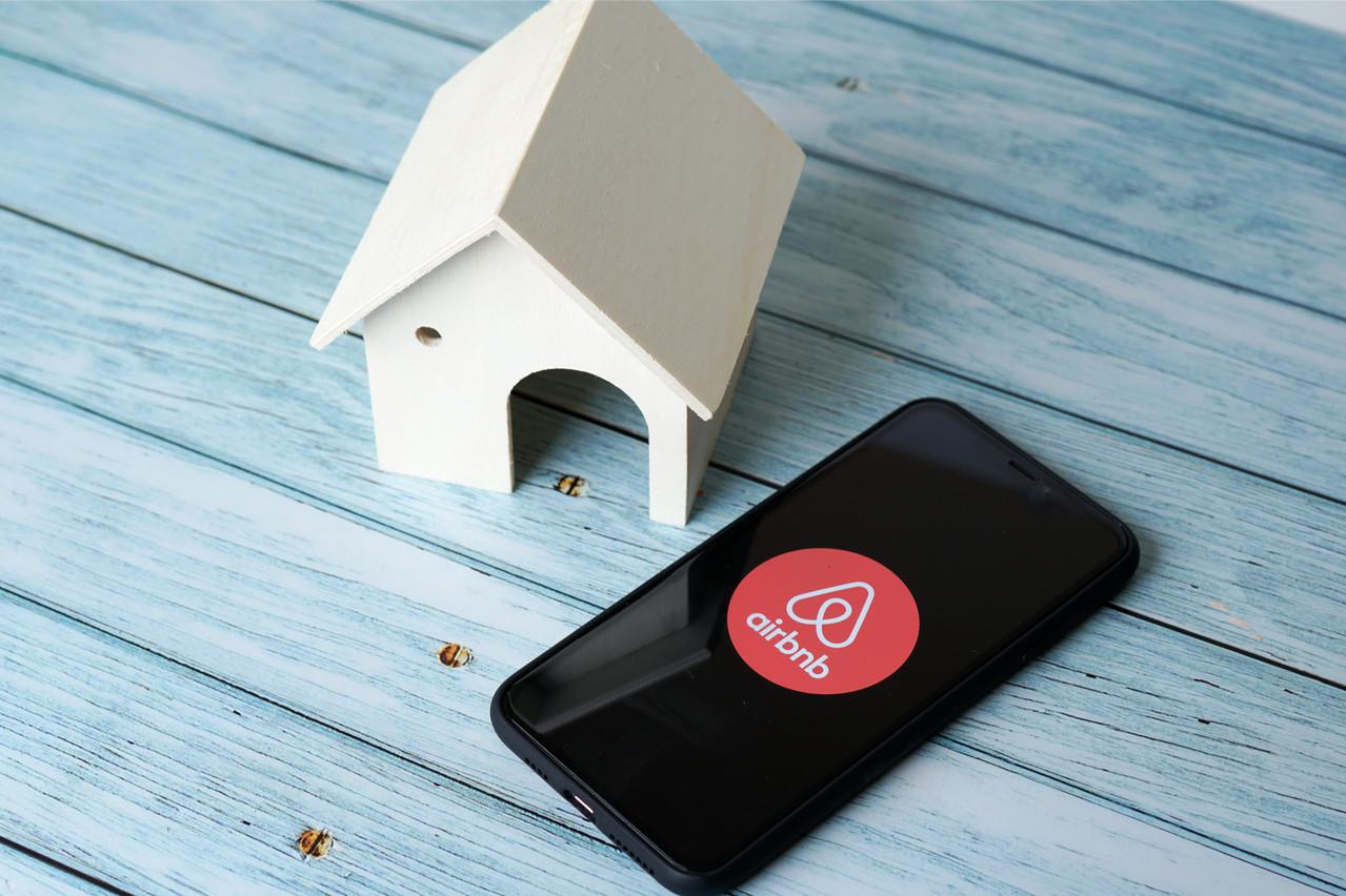 Les pertes records d'Airbnb s'élèvent à 306 millions de dollars au premier trimestre2019: elles sont donc multipliées par deux par rapport au premier trimestre de l'année précédente. (Photo: Shutterstock)