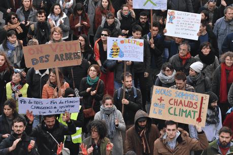 ÀLuxembourg, les élèves de presque toutes les écoles du pays ont annoncé leur participation à la marche pour le climat. (Photo: Shutterstock)
