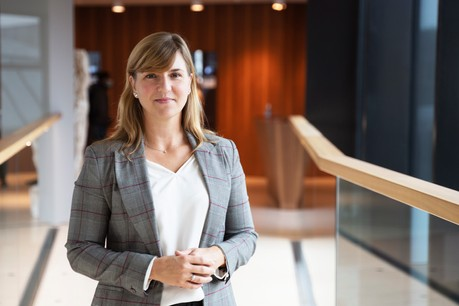 Vanessa Müller, Consulting Partner chez EY. (Photo: Ernst & Young SA)