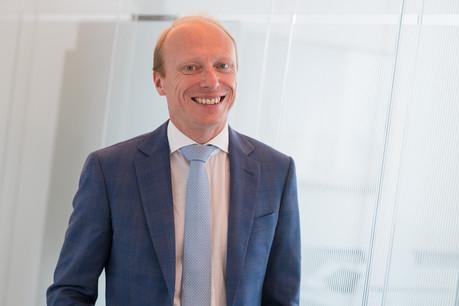 Peter Adams prendra la tête d'ING Belgique à partir du 2 janvier prochain. (Photo: BCG)