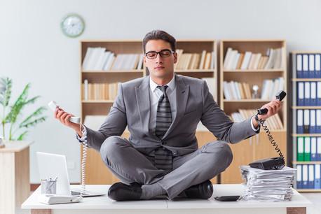 Deux employés sur dix sont menacés par le burn-out au Luxembourg. C'est de là qu'est venue l'idée de créer Petit Bambou. Ou comment reprendre le contrôle de son stress. (Photo: Shutterstock)