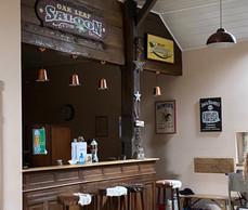 Au Saloon, au-dessus du manège, des mariages, des réunions de clubs, de cavaliers ou des formations. Avec du Jack Daniel's, à boire avec modération, bien sûr. ((Photo: Paperjam))