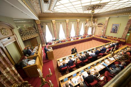 Huit nouvelles pétitions sont ouvertes à la signature sur le site de la Chambre des députés. (Photo: Maison Moderne / archive, séance plénière à la Chambre des députés)