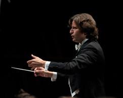 Sous la direction de Gustavo Gimeno, l'orchestre a joué la «Symphonie nº1» de Brahms, et le troisième entracte de «Rosamunde», de Schubert. ((Photo:Philharmonie Luxembourg / Alfonso Salgueiro))