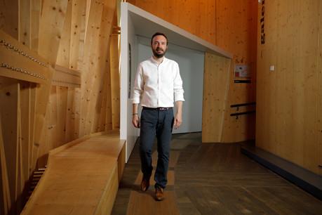 PhilippeGenot quitte son poste de manager du Wood Cluster à Luxinnovation. (Photo: Matic Zorman/Archives Maison Moderne)