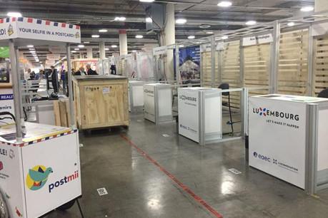 Chacune des start-up disposera de 5m2 pour présenter son innovation. (Photo: EAEC)