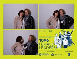 Andrée Bindels (UEL) et Véronique Barbieux ((Photo: Photobooth.lu))