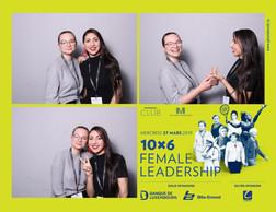 Arijana Maxhuni et Sabrina Abdellaoui (KPMG) ((Photo: Photobooth.lu))